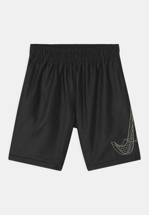 DRY - Short de sport - black/white