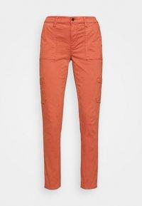Banana Republic - SLOAN UTILITY  - Pantalones chinos - copper clay - 3