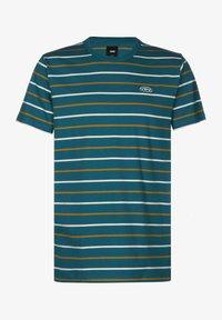 Vans - Print T-shirt - moroccan blue - 0