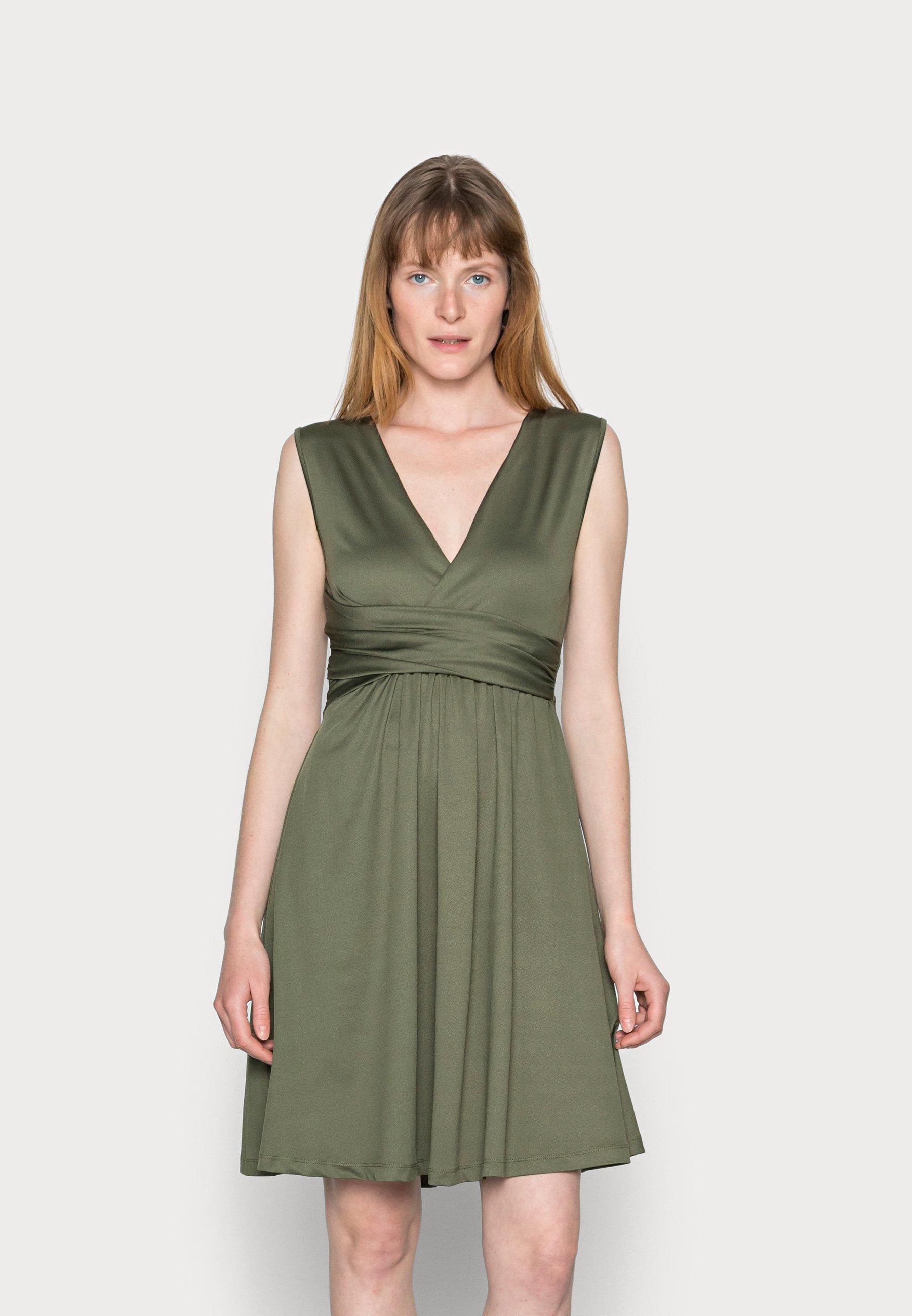 Damen CACHE COEUR PRINTED DRESS - Jerseykleid