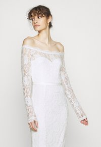 Nly by Nelly - SAY YES GOWN - Occasion wear - white - 3