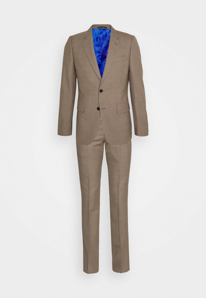 Paul Smith - GENTS TAILORED FIT 2 BUTTON SET - Blazer jacket - brown