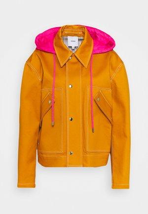 CASPER - Summer jacket - turmeric