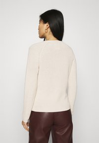 Marc O'Polo - LONG SLEEVE - Jumper - natural white - 2