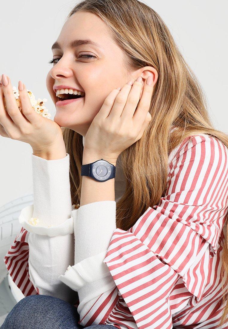 Swatch - BLAUMANN - Reloj - blue