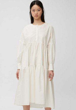Sukienka letnia - clear white