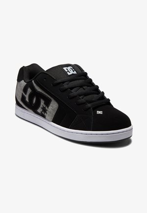 NET UNISEX - Scarpe skate - black/grey/grey