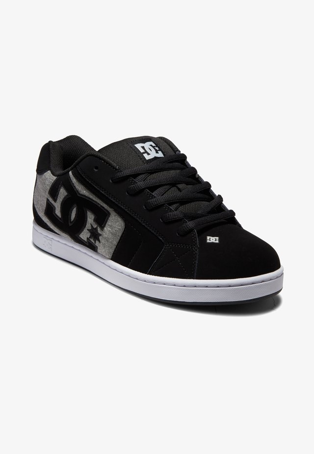 NET UNISEX - Skate shoes - black/grey/grey