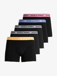 Jack & Jones - 5ER-PACK - Pants - black - 6