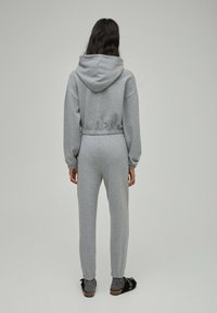 PULL&BEAR - Sweat à capuche - grey - 2