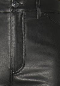 Free People - REBEL AT HEART  - Trousers - black - 2