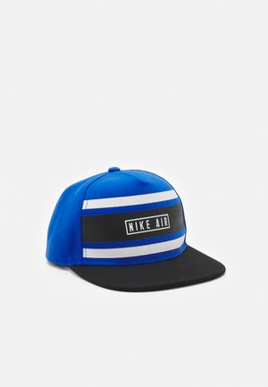 STRIPE SNAPBACK UNISEX - Cap - game royal