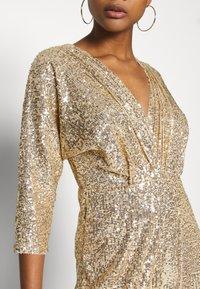TFNC - REEVIRA MAXI - Occasion wear - gold - 5