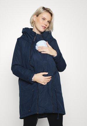 MLTIKKA PADDED JACKET - Winter coat - navy blazer