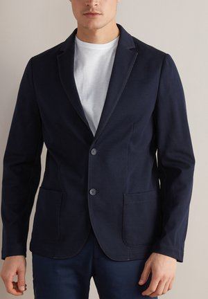 Blazer jacket - blu navy