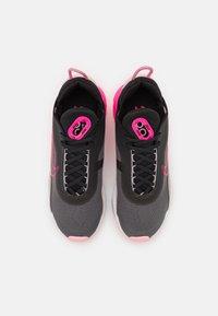Nike Sportswear - AIR MAX 2090 WSI - Trainers - black/hyper pink/arctic punch/white - 4