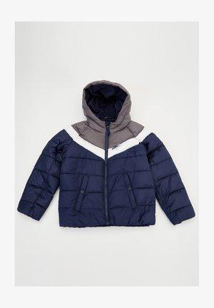 Winter jacket - indigo