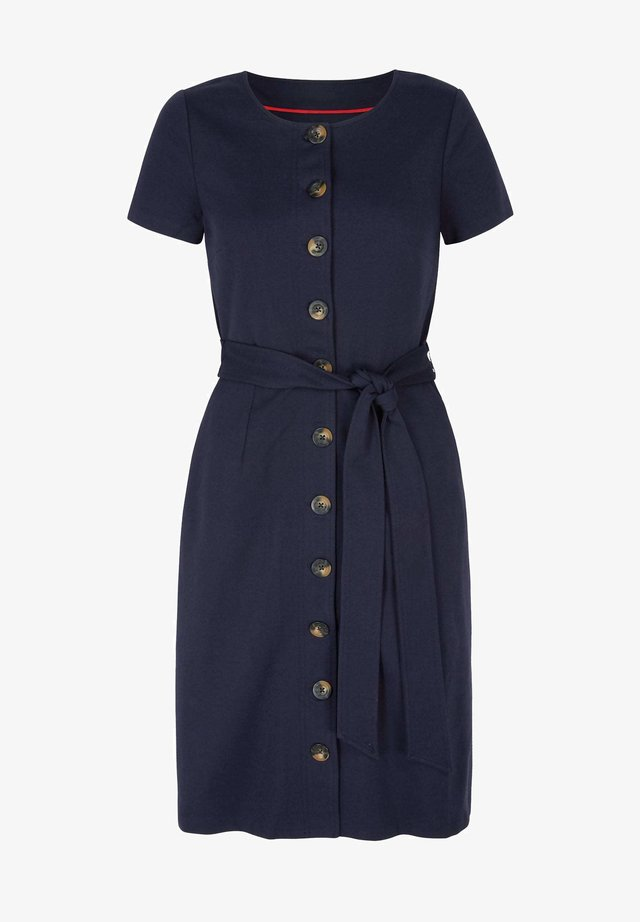 BEATRICE PONTE - Day dress - navy