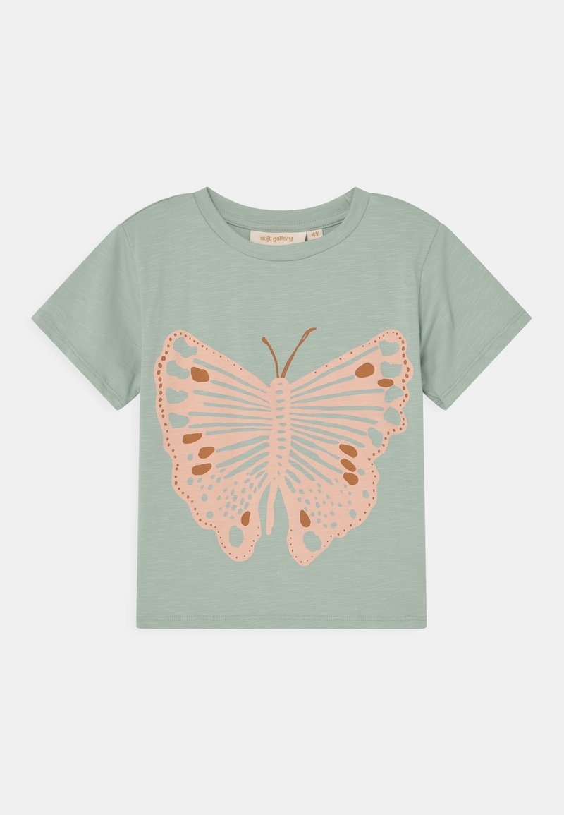 Soft Gallery - DOMINIQUE - Print T-shirt - abyss