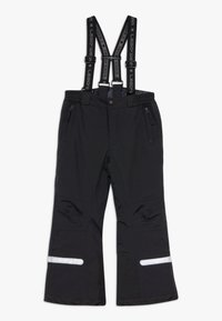 LEGO Wear - LWPOWAI  - Spodnie narciarskie - black - 0