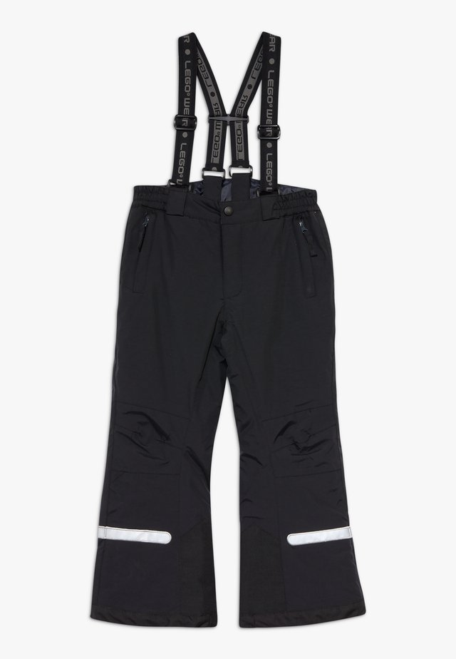 LWPOWAI  - Snow pants - black
