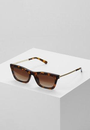 STOWE - Sunglasses - dark tort