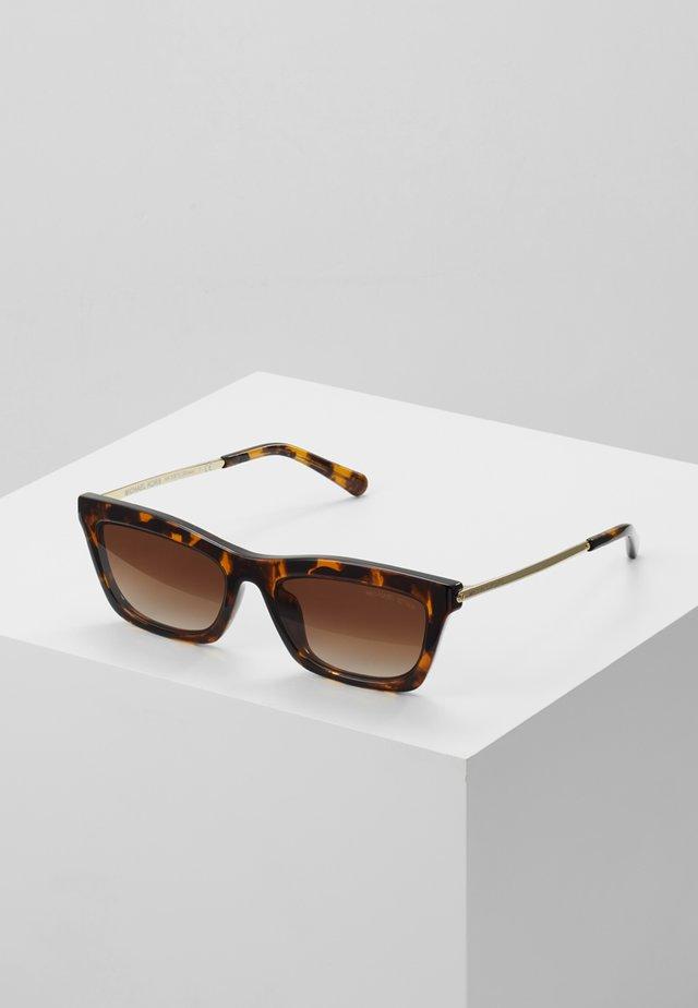 STOWE - Sluneční brýle - dark tort