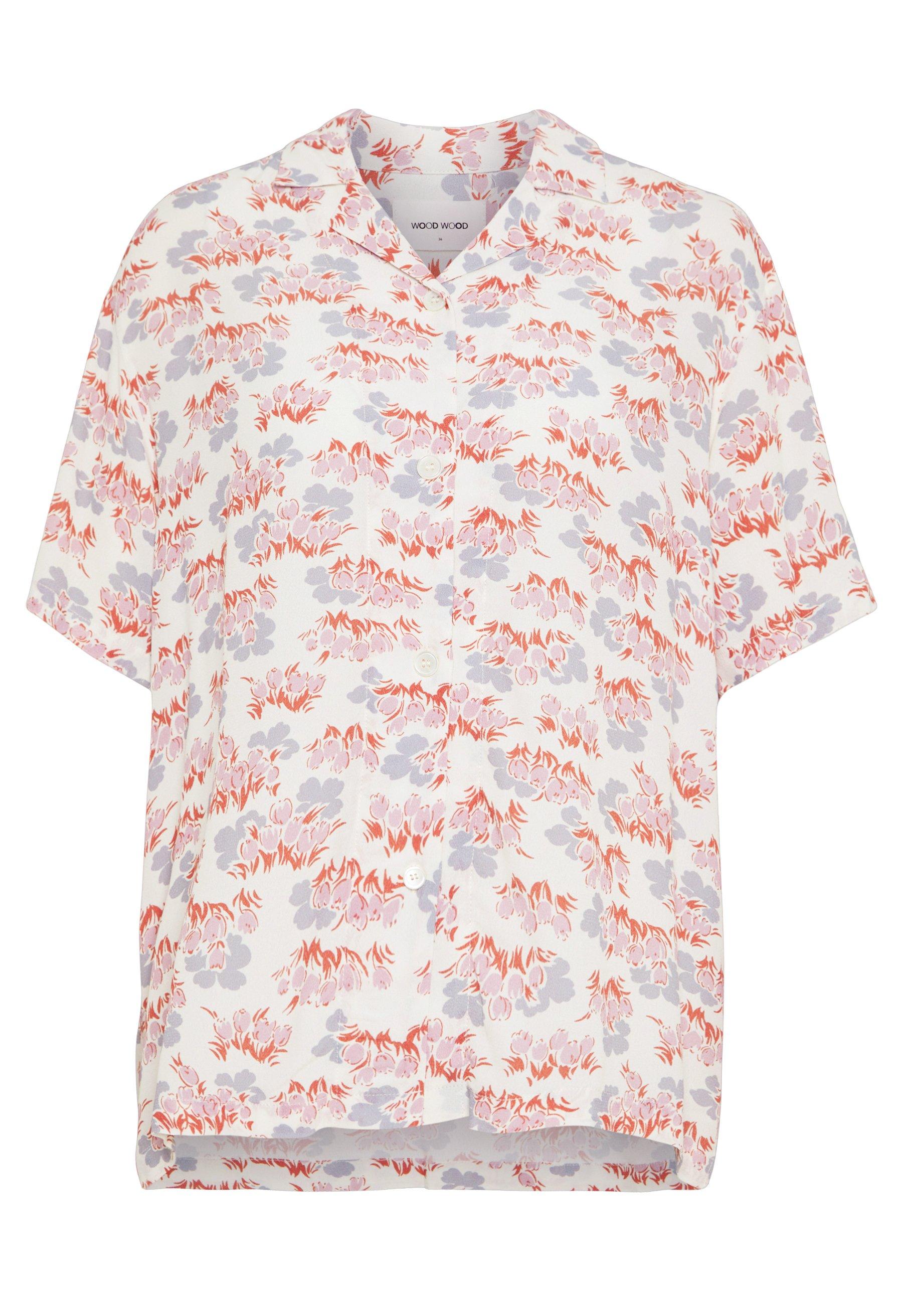 Wood Wood JOHANNE - Skjorte - floral