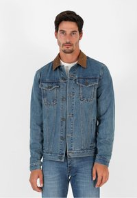 Scalpers - Denim jacket - denim - 0