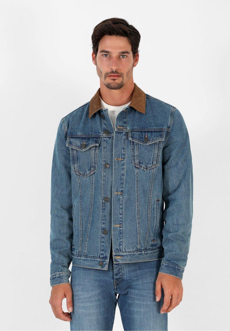 Scalpers - Denim jacket - denim