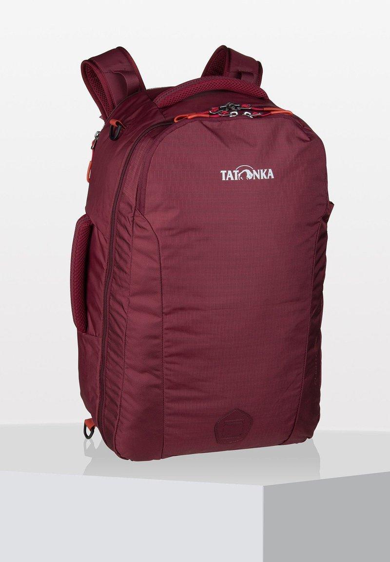 Tatonka - FLIGHTCASE - Rucksack - bordeaux red