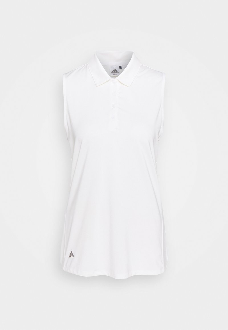 adidas Golf - ULTIMATE 365 SOLID SLEEVELESS  - Top - white
