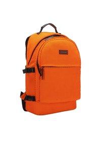 CONSIGNED - BARTON  - Sac à dos - orange - 4
