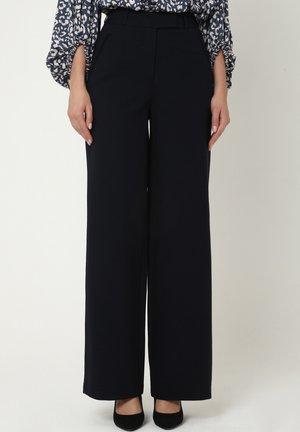 MERIL - Trousers - blau