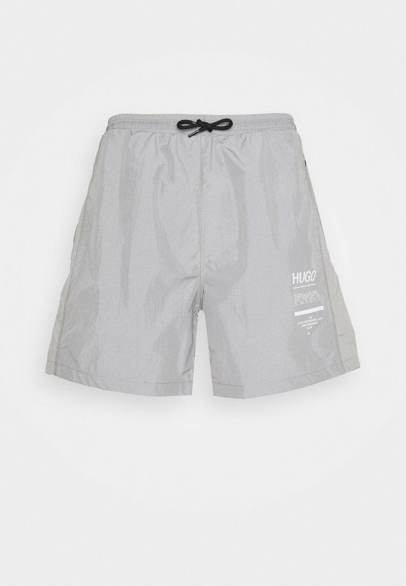 HUGO - DACKSON - Shorts - silver