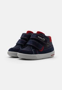 Superfit - MOPPY - Baby shoes - blau/rot - 1