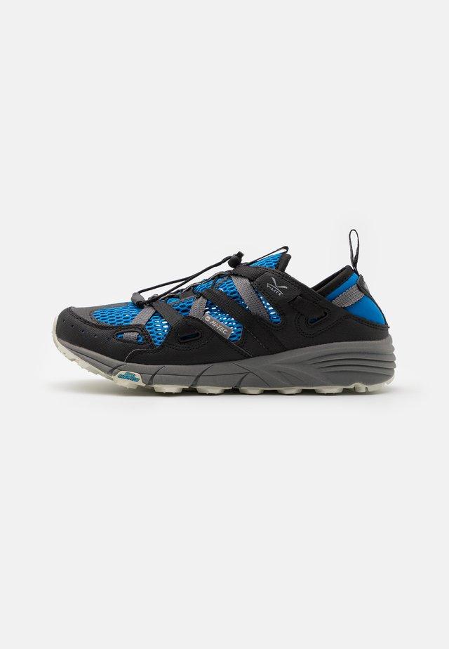 V-LITE RAPID - Zapatillas de senderismo - cobalt/cool grey/black