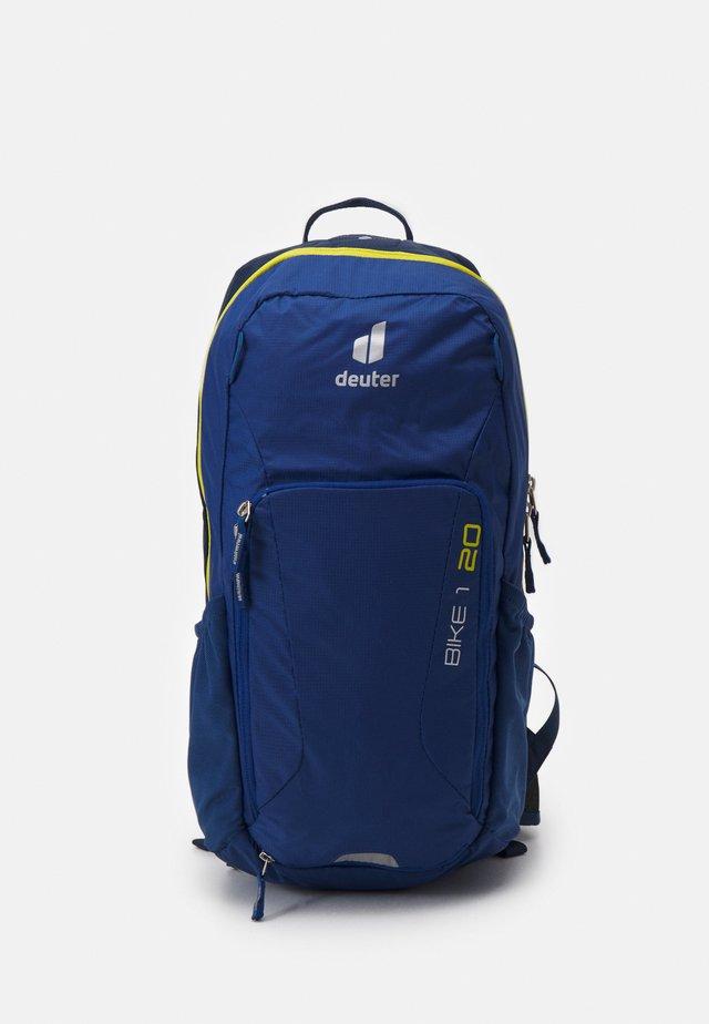 BIKE I 20 UNISEX - Backpack - steel/midnight
