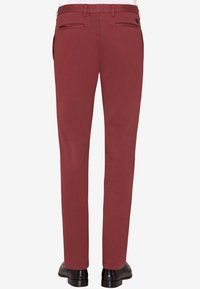 Carl Gross - RENE - Suit trousers - red - 1