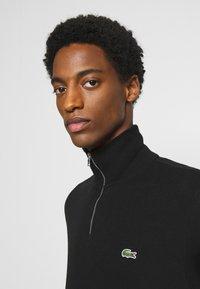 Lacoste - Long sleeved top - noir - 3