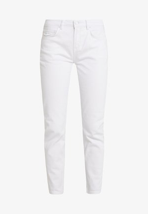 THE KEEPER - Slim fit jeans - white