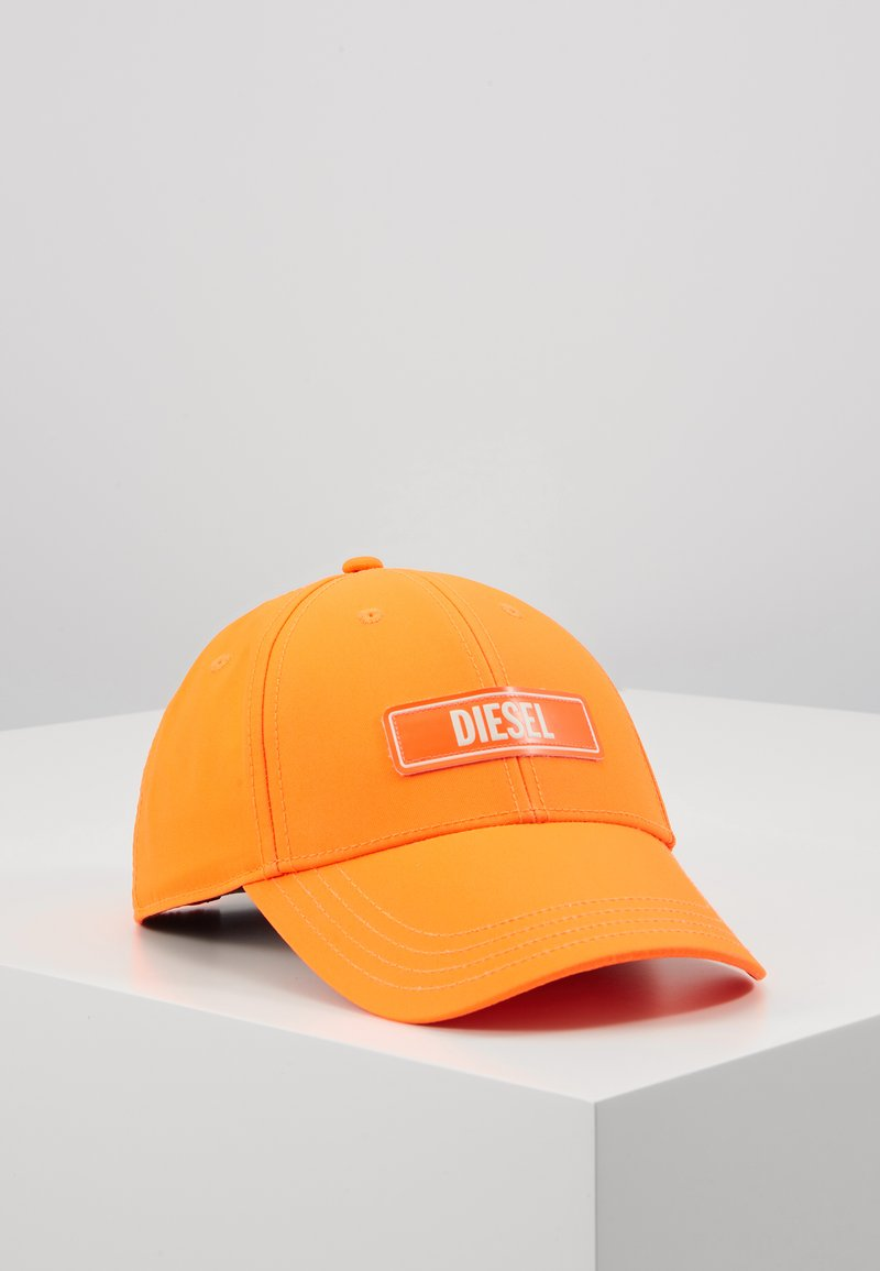 Diesel - HAT - Casquette - orange