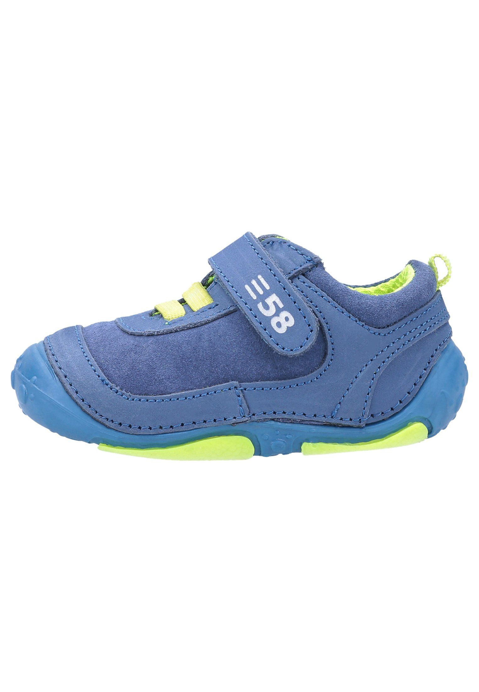 Limited Cheapest Hush Puppies MIT KLETTVERSCH - Baby shoes - blue   kids shoes 2020 i1fhj