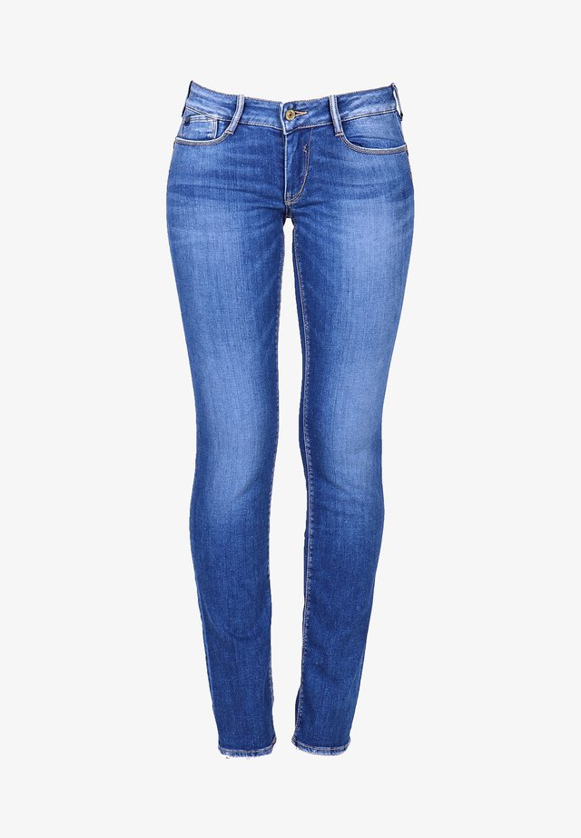 PULPREG - Slim fit jeans - blue