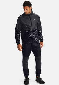 Under Armour - LEGACY - Windbreaker - blackout purple - 1