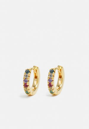 ELLERA PICCOLO EARRINGS - Kolczyki - gold-coloured