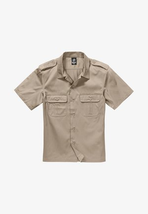 HERREN US HEMD 1/2 - Shirt - grey