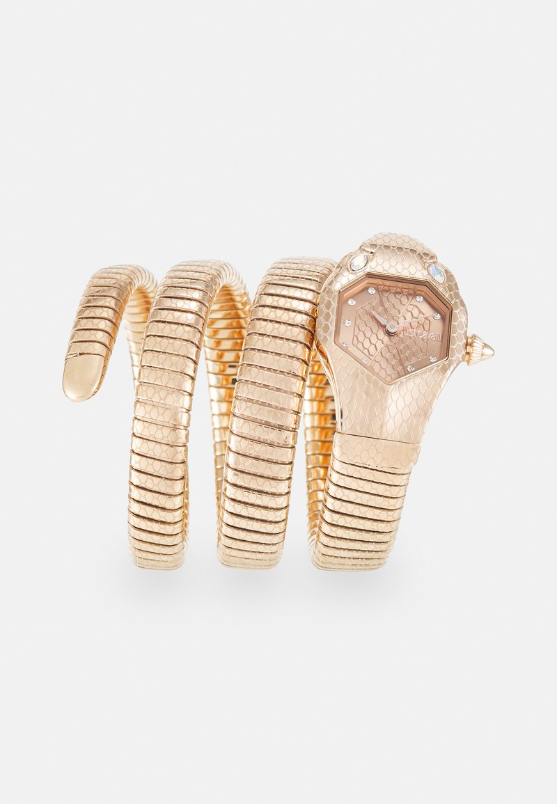 Just Cavalli - Hodinky - rose gold-coloured
