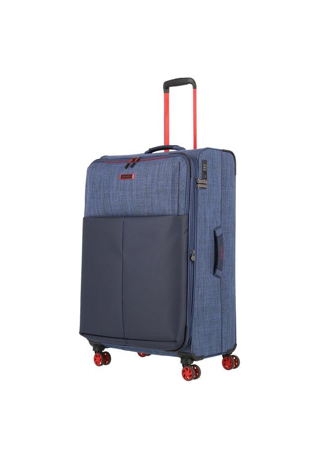 PROOF 78 CM - Wheeled suitcase - marine