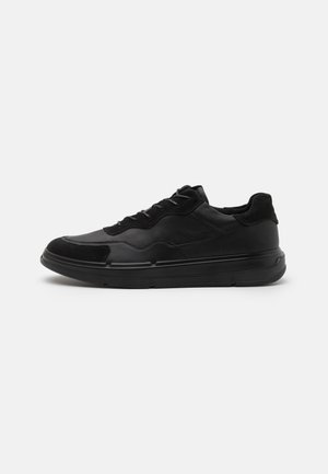 SOFT X M - Sneakers basse - black